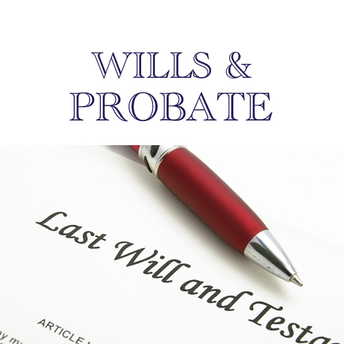 Wills and Probates