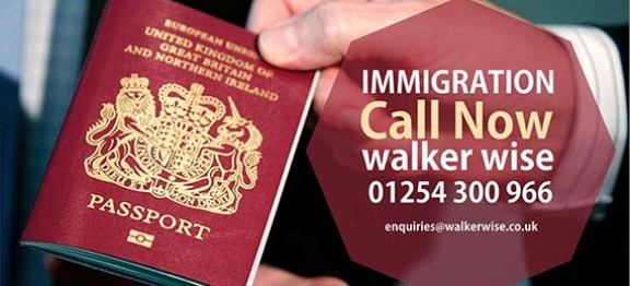 Circumstances where you will need an Immigration Law Solicitor in Accrington